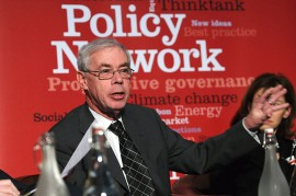 John Kay (picture Policy Network)