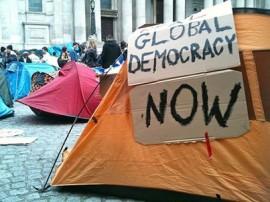 Global democracy now!