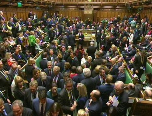 Can MPs vote against article 50?