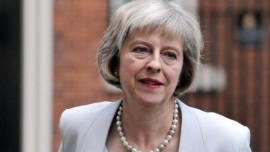 Theresa May, prime minister - what if she changed her mind?